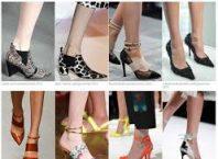 Ayakkabı modası 2013